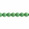 Czech Druk 6mm (Apx 31pcs) Opaque Green